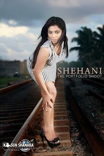 Shehani Wijethunge sl model