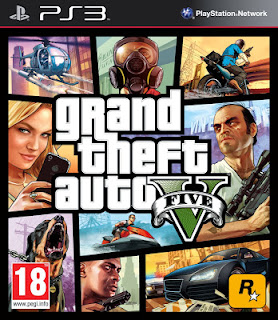 Grand Theft Auto 5 PS3 ISO Download For Free ~ GTA 5