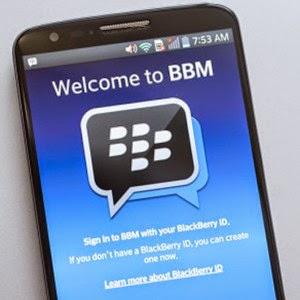 Tips Agar BBM Kompatibel Dengan Versi Android Kita