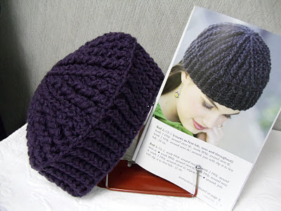 FREE KNITTING PATTERN PILLBOX HAT - VERY SIMPLE FREE ...