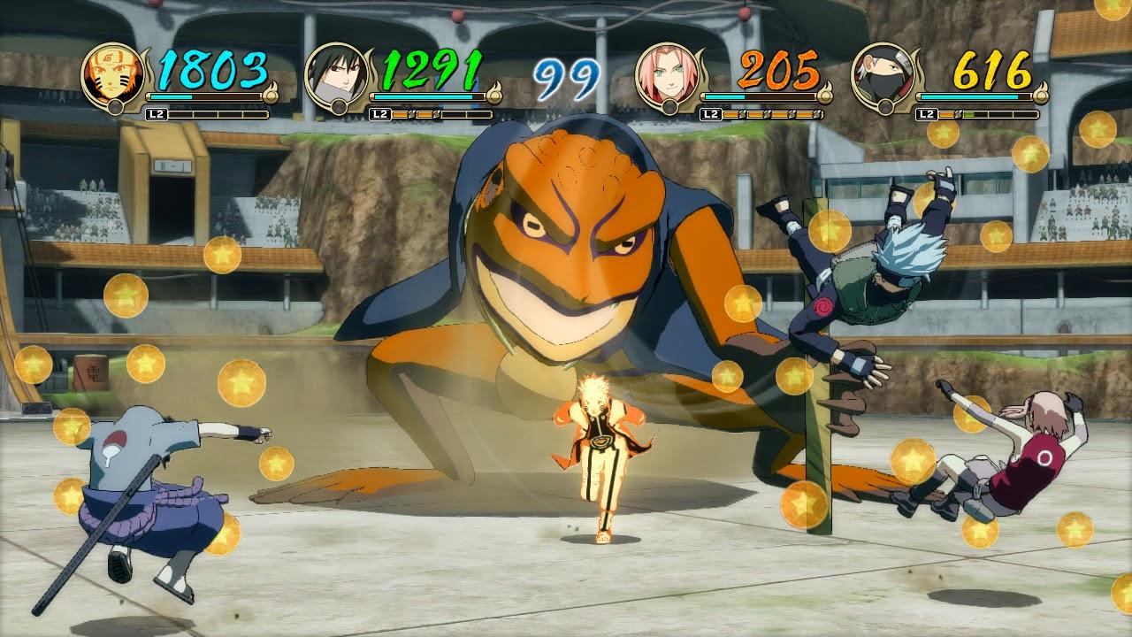 Download game naruto ultimate ninja storm 2 pc full rip