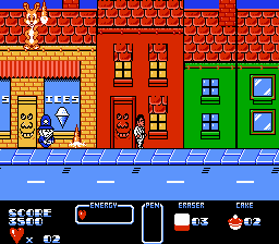 Cool world NES game