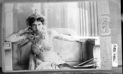 Lima Mata-Mata Wanita Paling Cantik Dalam Sejarah Dunia