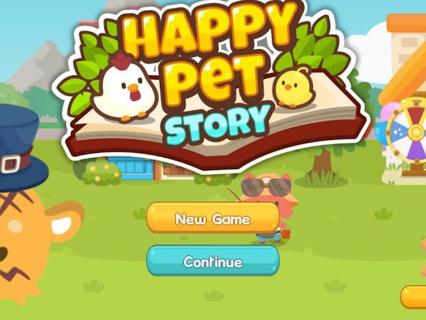 Kecanduan Main Happy Pet Story