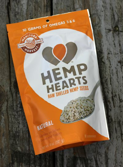 Hemp Heart and Flax Muffins