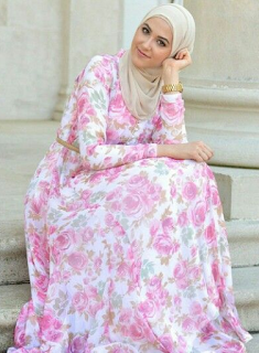 Baju Muslim Lebaran Casual