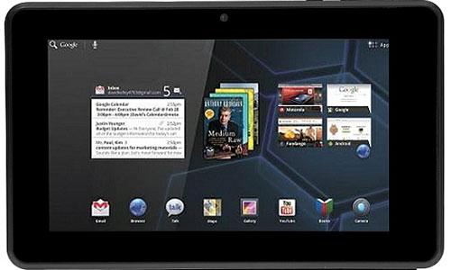 Many New Entertainment Features With Zinc Tablet