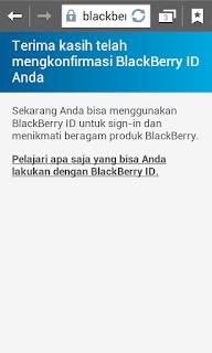 Ini Dia Sebab Pentingnya Verifikasi Akun BBM Android Kamu Hermanbagus