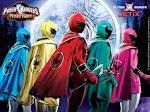 Power Rangers Força mistica
