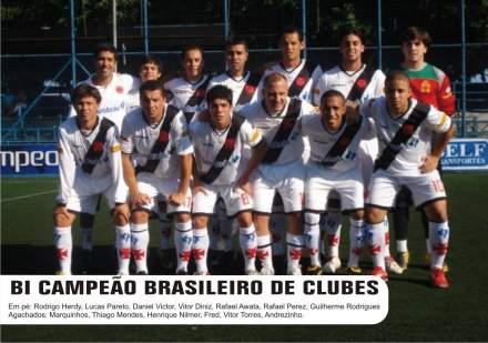 O VASCO É BICAMPEÃO BRASILEIRO DE SOCIETY!!!