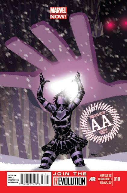 Avengers Arena #10 (Marvel Now) Descarga MArvel Gratis