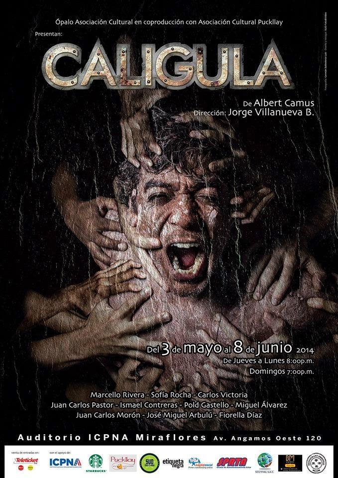 Caligula en Lima