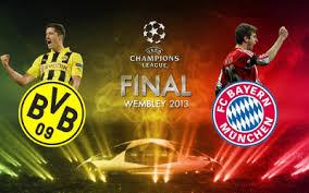 Borussia Dortmund juara liga champions 2013