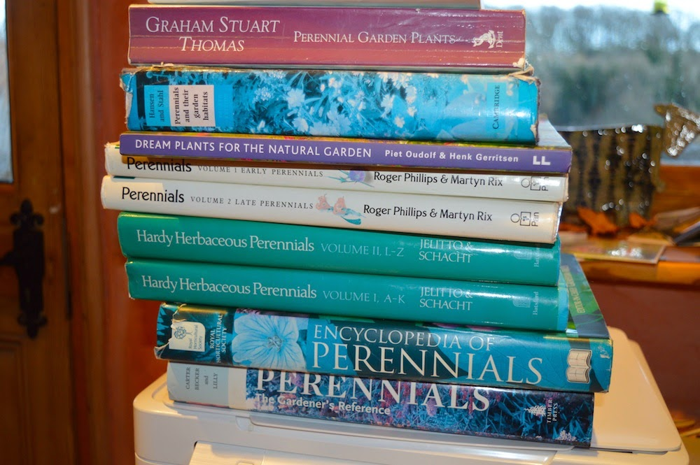 Perennials - which is the best reference book""