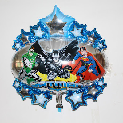 Balon Foil Avengers Star