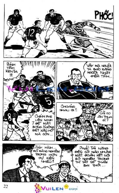 Jindodinho - Đường Dẫn Đến Khung Thành III Tập 56 page 22 Congtruyen24h