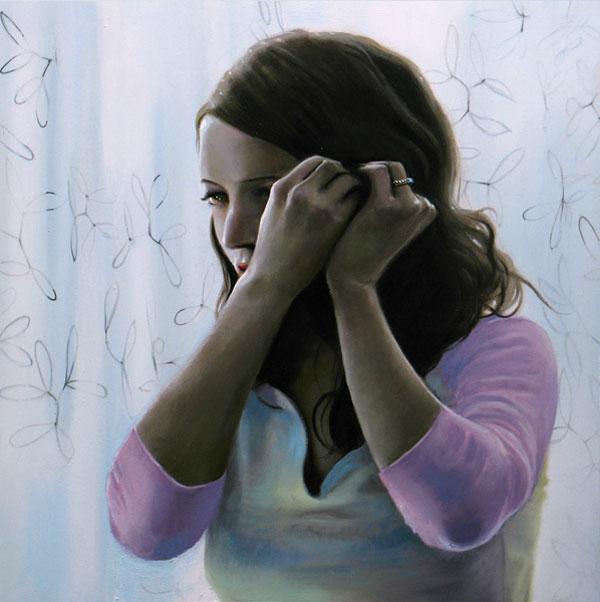 Paintings by Jonathan Viner