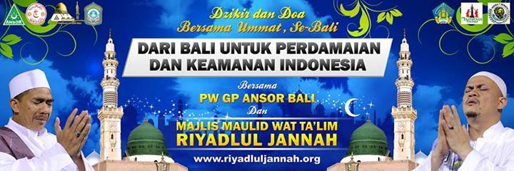 Dari Bali Untuk Keamanan Dan Kedamaian Indonesia 24 Agustus 2013