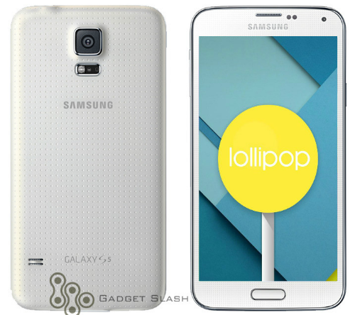 how to get updates for samsung galaxy s5
