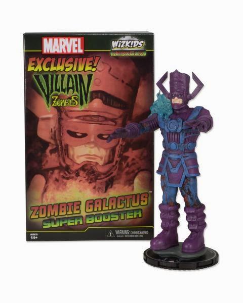 Free Comic Book Day Hulk Heroclix: The Blot Says...: SDCC 14 Exclusive Zombie Galactus Marvel