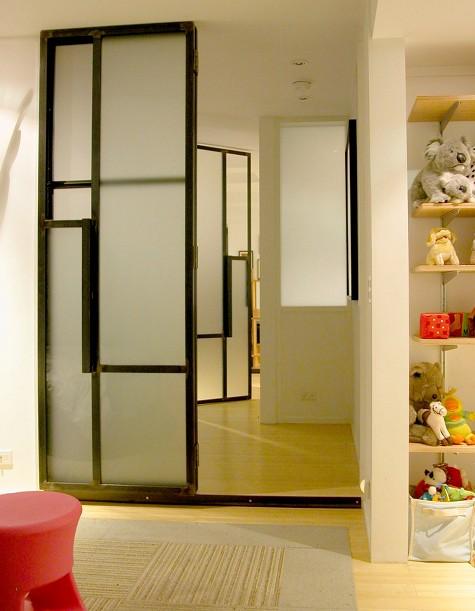 koradecora puertas separadores originales. Black Bedroom Furniture Sets. Home Design Ideas