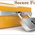 فيديو : شرح كيفية تأمين وقفل المجلدات والملفات بشكل كامل علي الكمبيوتر Secure Folders