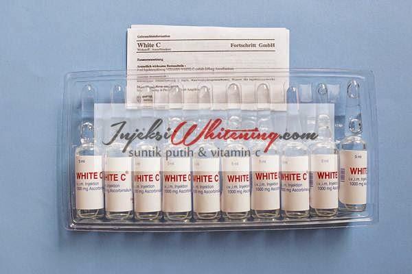 White C Austria, Injeksi White C Austria, Harga White C, Suntik White C, Suntik Vitamin C, Injeksi Vitamin C
