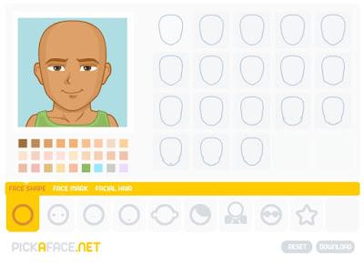 Customizando Avatar