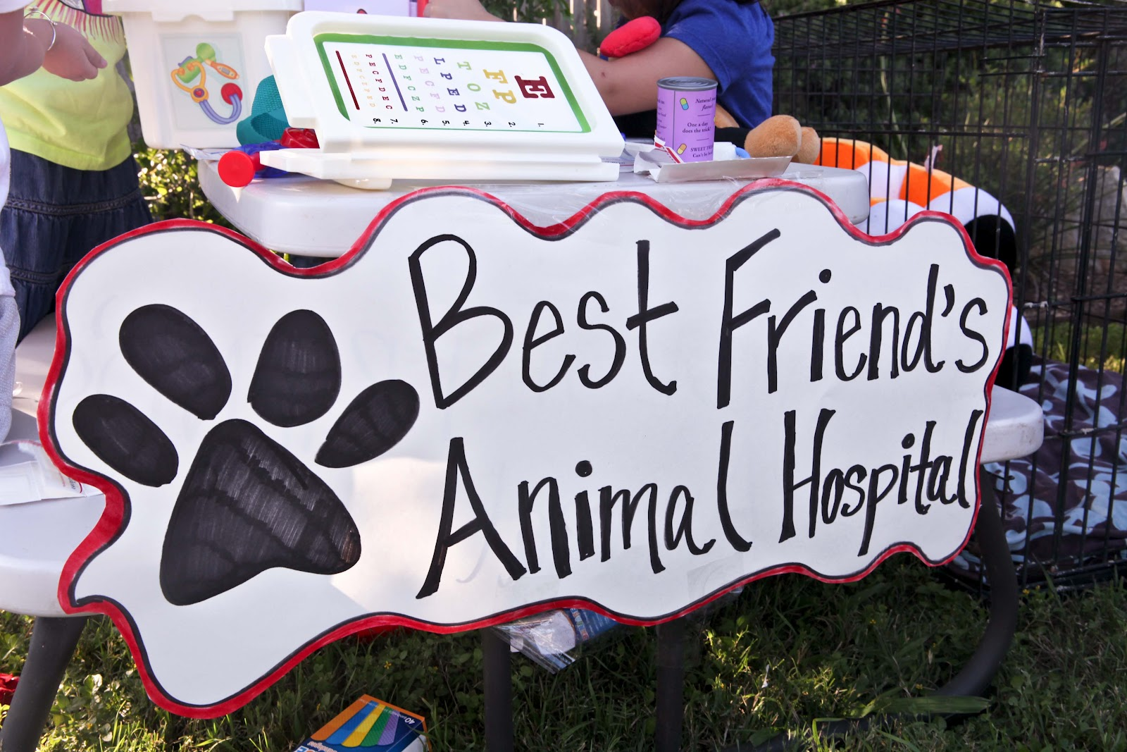 Megan blake carter addie addie 39 s adopt a pet paw ty for A family pet salon