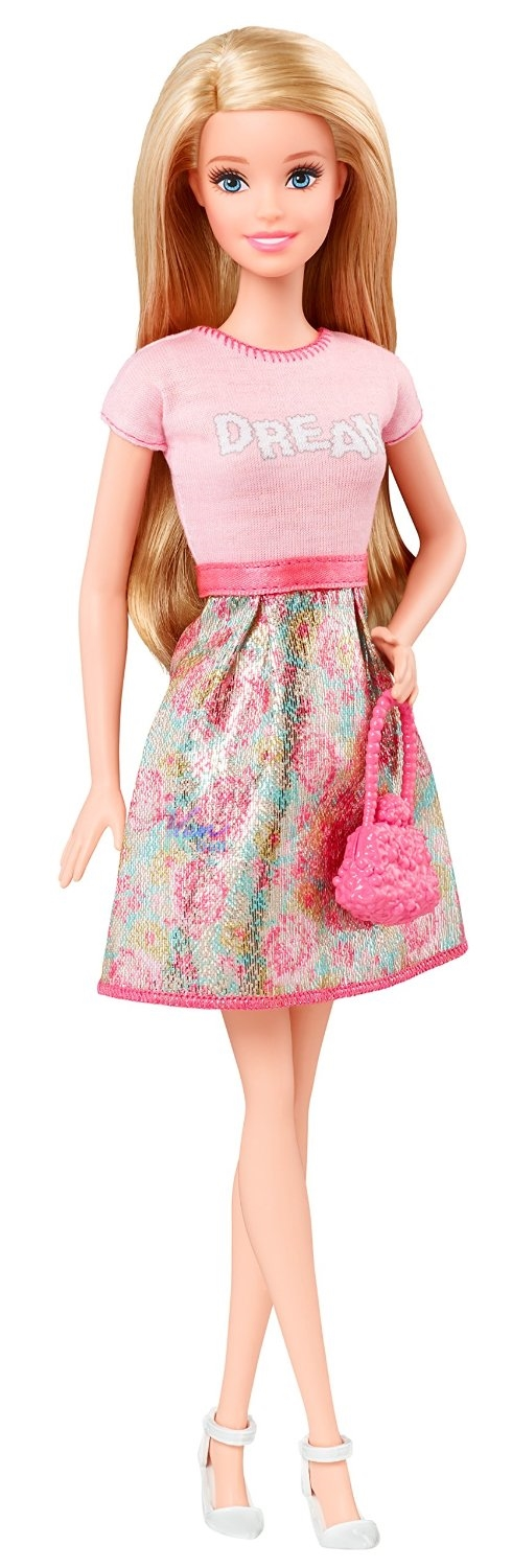 Barbie Fashionistas 2015 Rosa quot Barbie Style quot