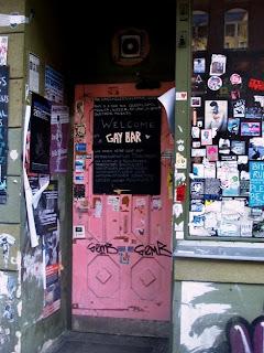 Queer Berlin bar - Silver Future