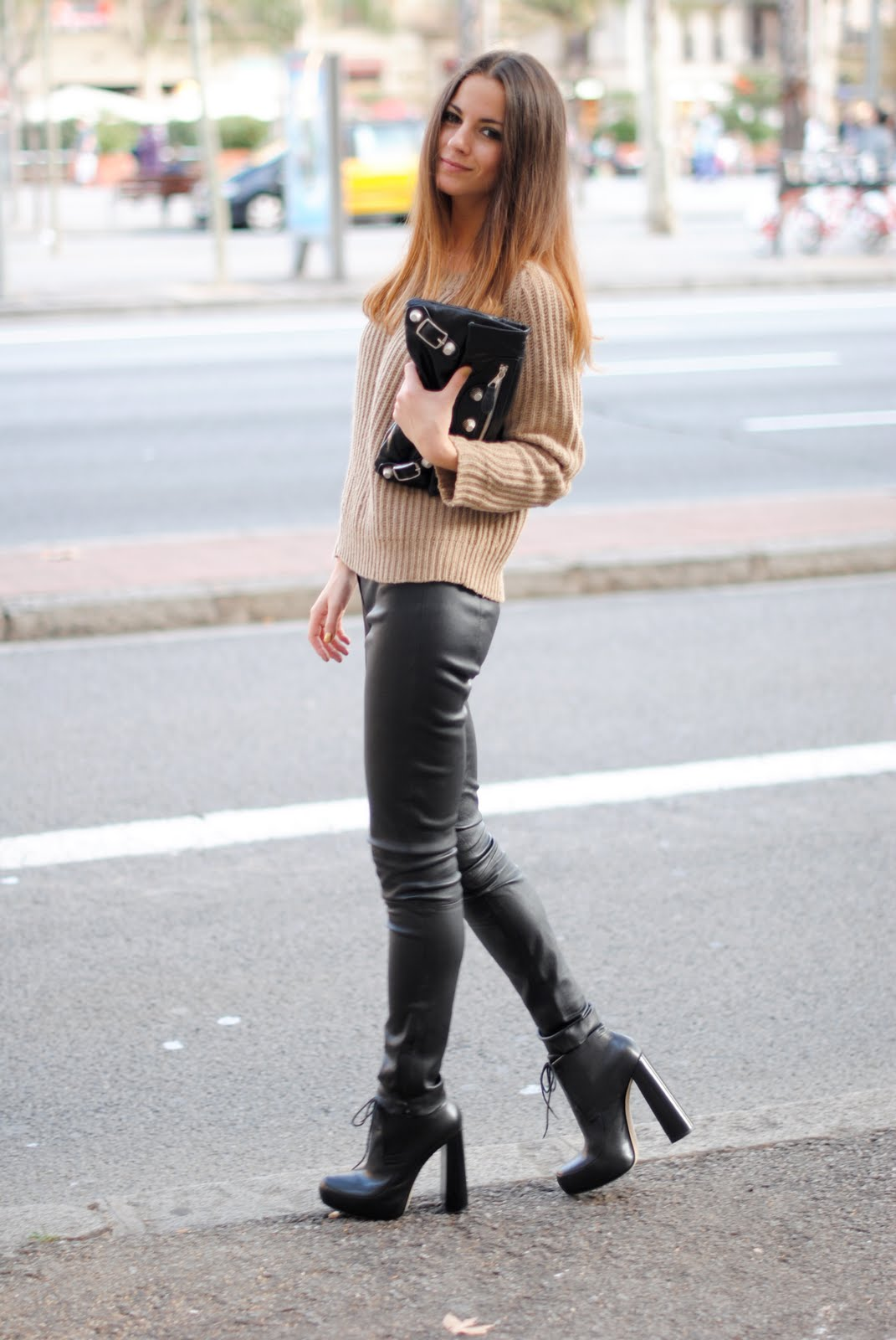 How to wear pants with riding boots
