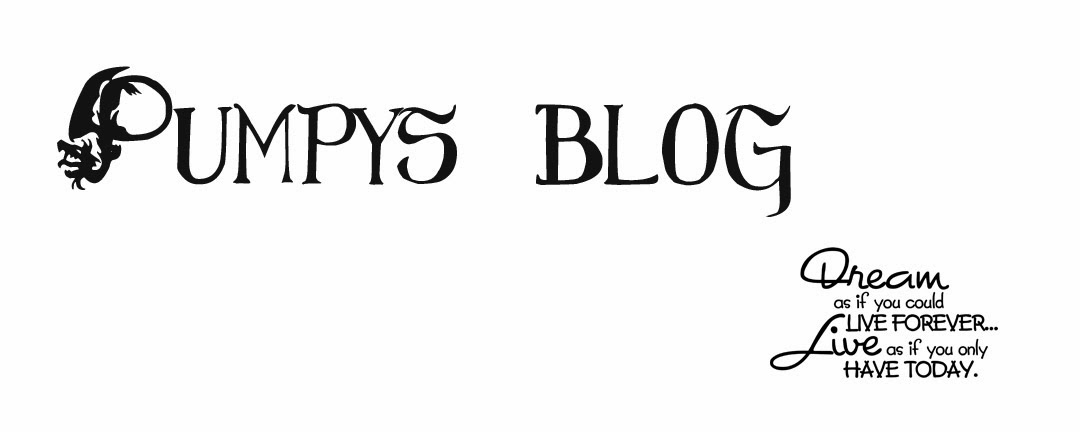 Pumpys Blog