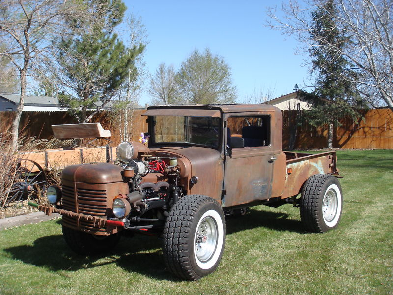 American Rat Rod Cars & Trucks For Sale: May 2013