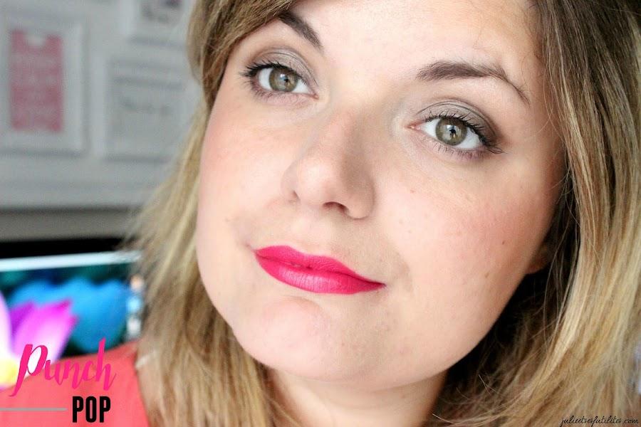 Les rouges à lèvres Clinique Pop | Mon avis ! julieetsesfutilites.com