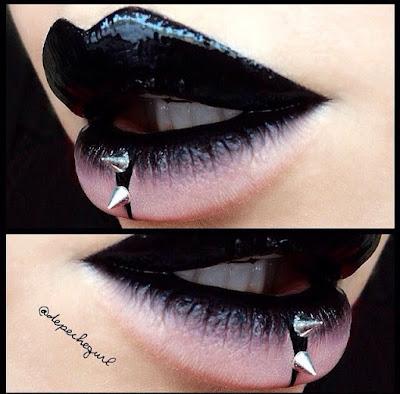 Lip Spikes
