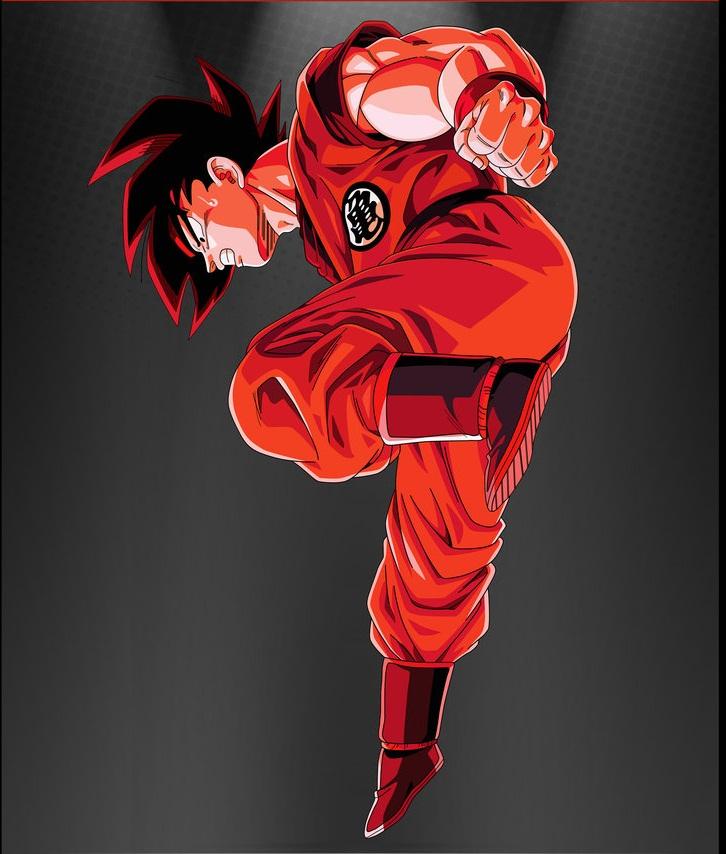 Dragon ball gt senhor todo poderoso rei yaka yaka yaka ludo - 1 2