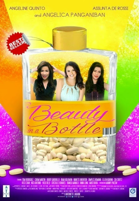 Beauty In A Bottle - movie poster