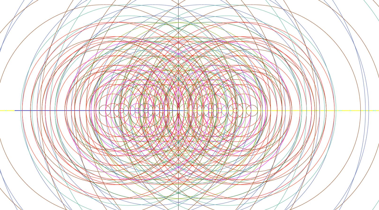Prime Number Pattern Cool Design Inspiration