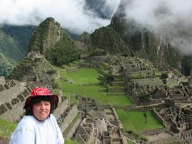 Machu Picchu Mars 2011