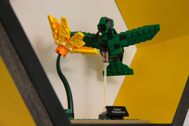 lego humming bird