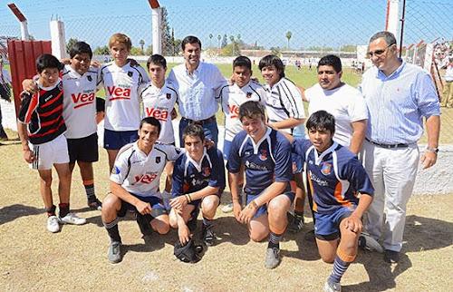 Lanzamiento del Torneo Intercolegial de Rugby del Valle de Lerma