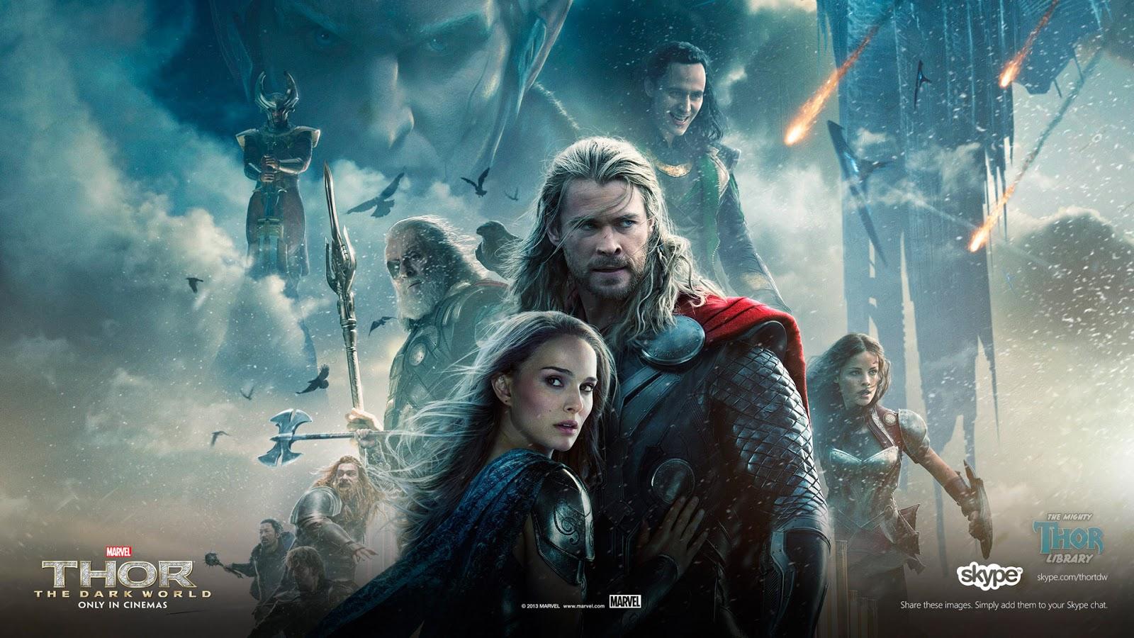 Image result for Thor The Dark World ( 2013 )