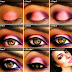 How to Apply Pink-Purple Eyeshadow