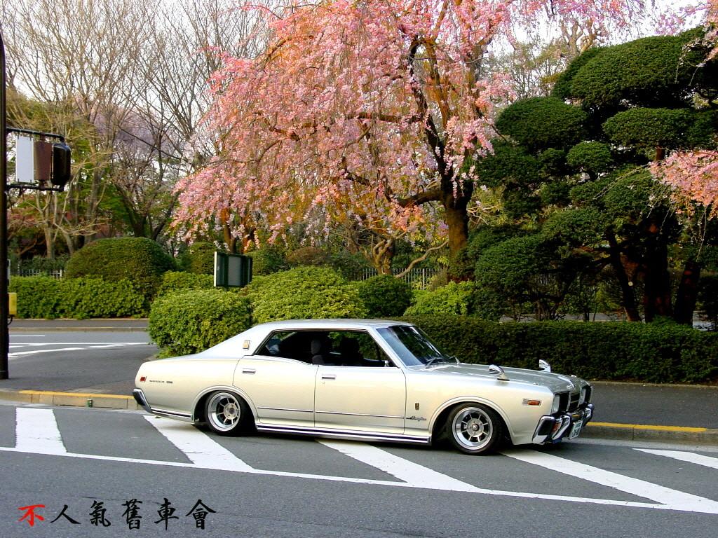 Nissan Cedric, Gloria, 330, klasyczne samochody, stara motoryzacja, krążownik, japoński, fotki, jdm