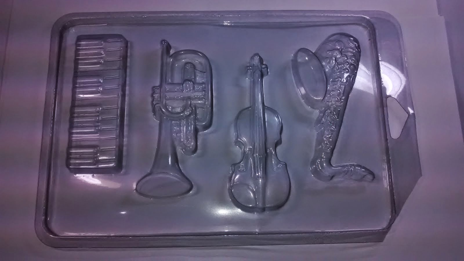 Formas de Instrumentos Musicais
