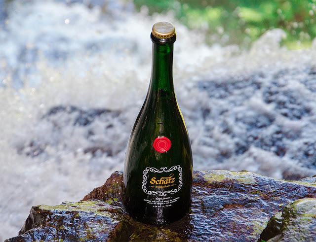 Schatz Muskat Bier