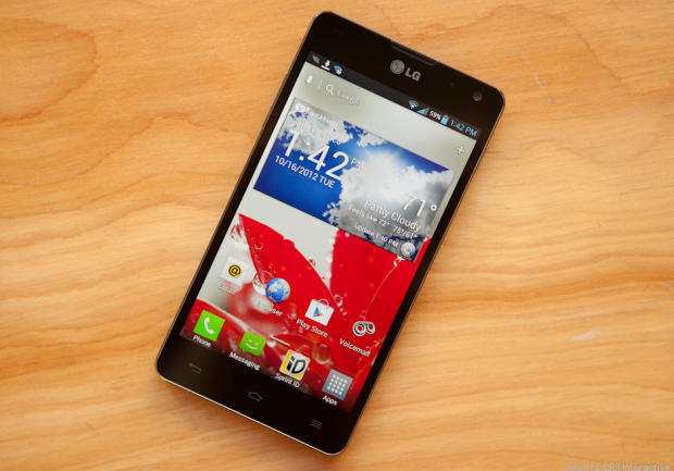LG Optimus G Full Specifications