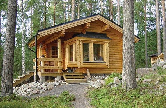 La construcci n aprende a construir caba as de madera - Cabanas de madera economicas ...