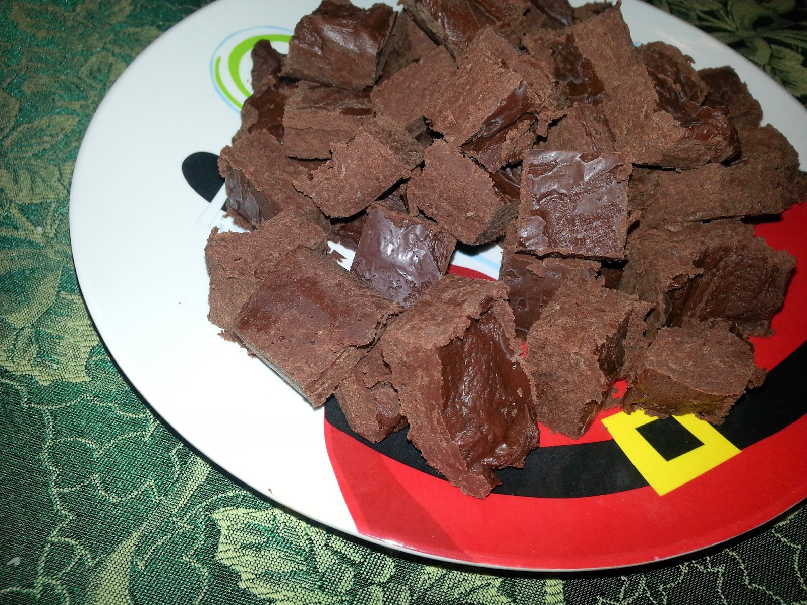 Fudge for Dessert   Navigating Hectivity by Micki Bare